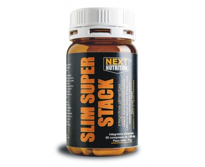 Slim Super Stack 60 comprimés 78 gr