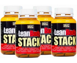 Brucia Grassi Lean Body Stack 4 Box da 100 compresse