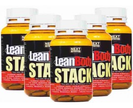 Brucia Grassi Lean Body Stack 5 Box da 100 compresse
