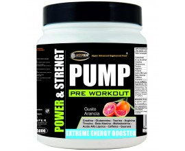Pre Workout Power & Strengt Pump gr 500
