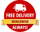 Supplements FREE DELIVERY - WORLDWIDE - ALWAYS